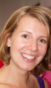 Image of Liz Carter, who completed her PhD in 2009