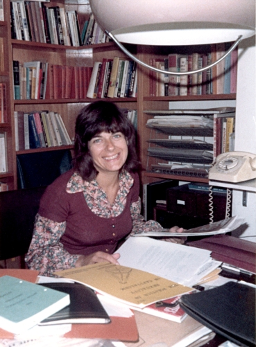 Mary McIntosh was a popular and influential member of the department form 1976 to 1996