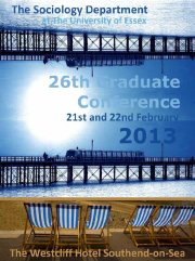 The Graduate Conference programme 2013